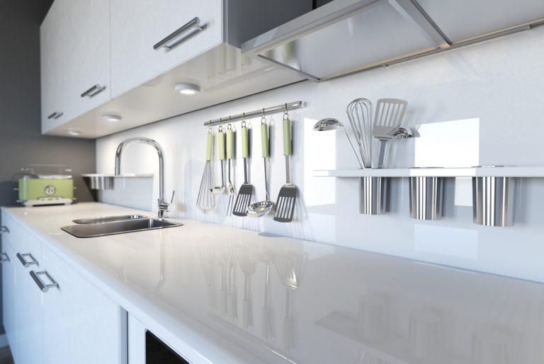 Oberflächen im Küchendesign