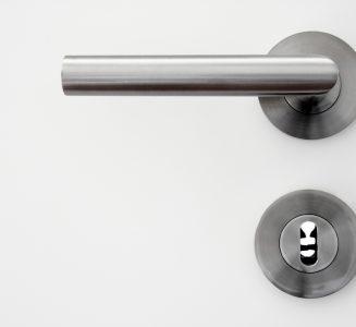"""""""Frankfurter Normendrücker"""" Edelstahl im hochwertigen Schliff-Design"""