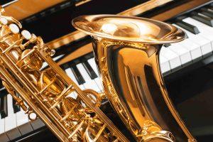 Anspruchsvolle Oberfläche Musikinstrumente
